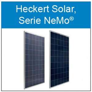 Heckert Solar NeMo Button