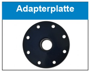 Adapterplatte