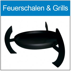 Feuerschalen Button