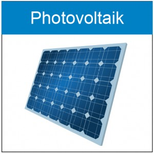 Photovoltaik Button