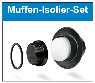 Muffen-Isolier-Set